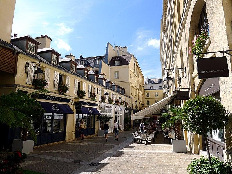 Paris - village royal - village - balade - visite