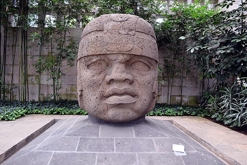 Paris - quai branly - musée - olmeques - mexico - mexican - exhibition - exposition - musée - en ligne