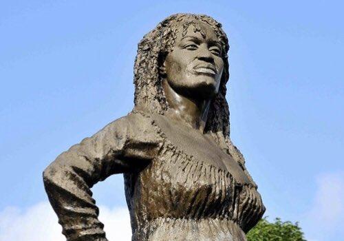 Mulâtresse Solitude Rosalie Première statue de femme noire bientôt érigée à Paris