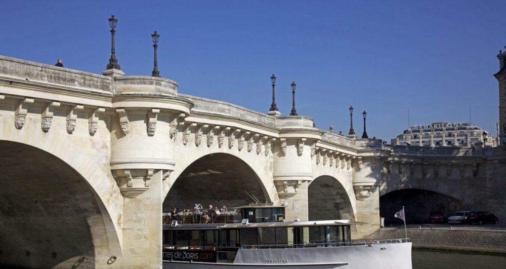 pont - paris - anecdotes - secrets - pont neuf