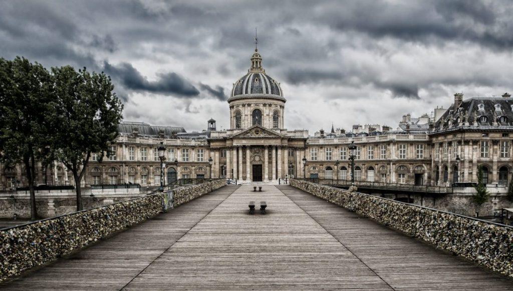 pont - paris - anecdotes - secrets - pont des arts