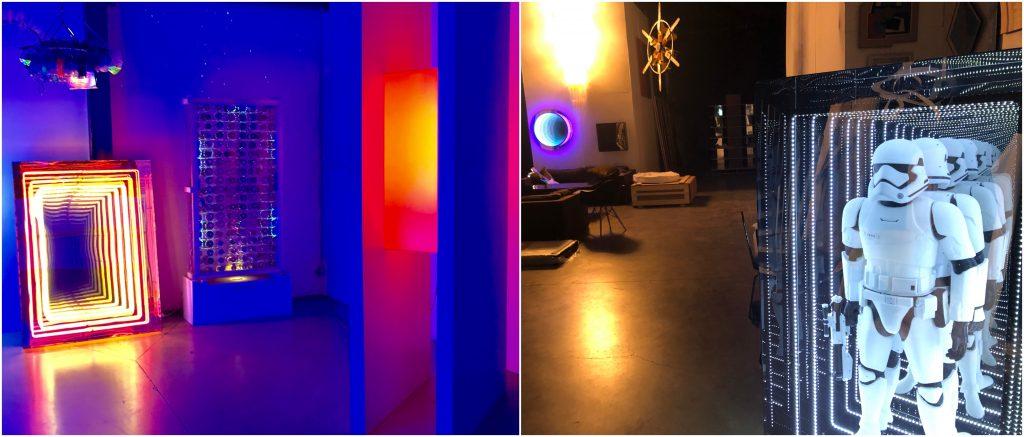 5000 oeuvres art optique cinétique visite guidée Paris Fondation Cherqui