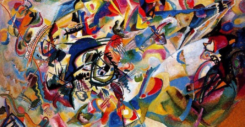 Kandinsky - centre pompidou - paris - peinture - exposition - couleur