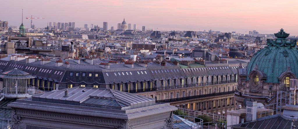 Pourquoi les toits de Paris sont gris histoire