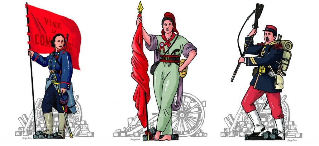 150 ans La Commune de Paris 2021 programme évènements