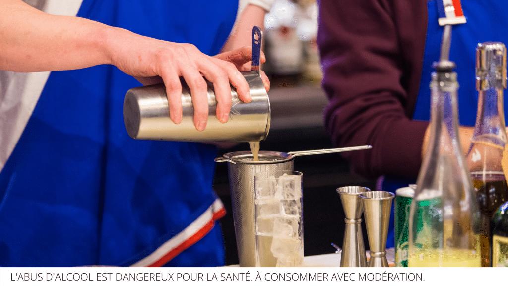 Évènement : apprenez à créer votre Spritz à la française chez vous !