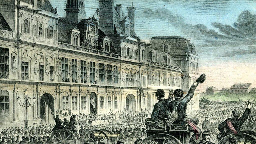 la commune de paris histoire vestiges 1871 2021 150 ans