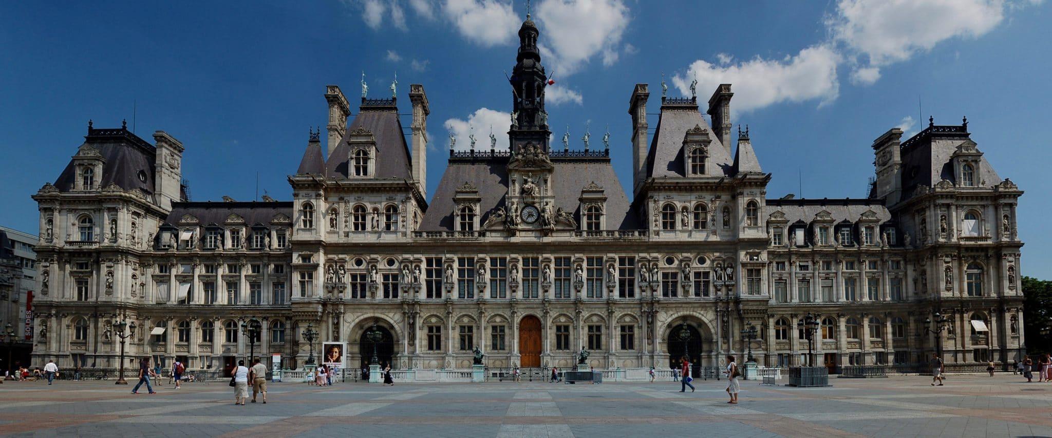 Hôtel de ville de Paris photo