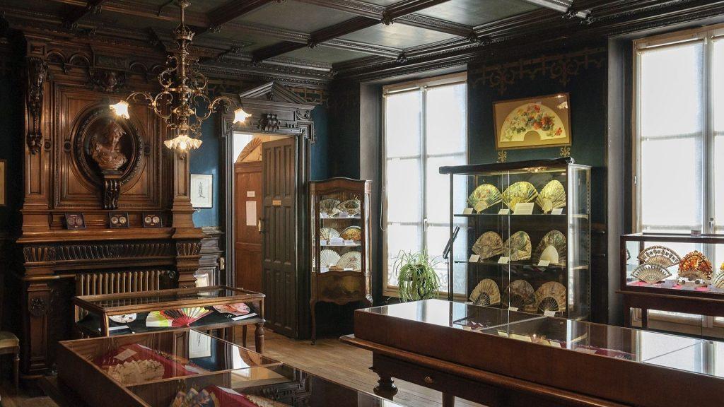 musée de l'éventail paris cagnotte soutien aide fermeture culture