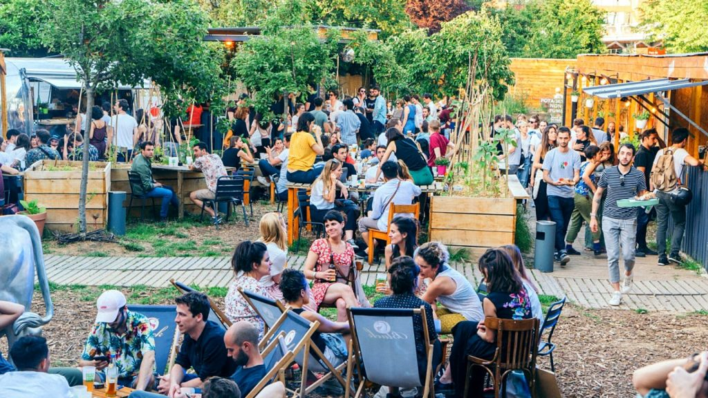 Réouverture friche végétale Jardin 21 mai 2021
