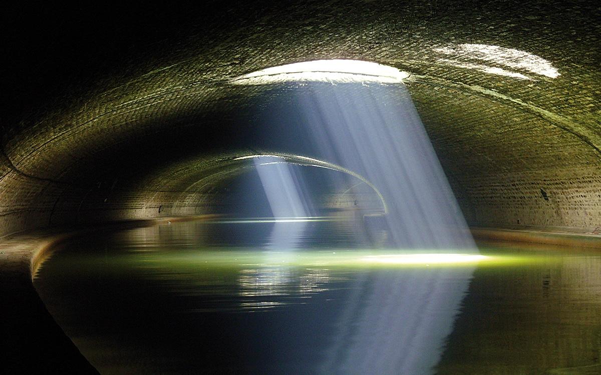 canal saint martin souterrain secret bastille