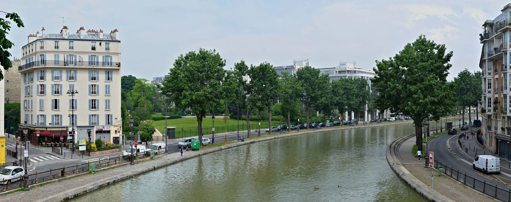 Paris_Bassin_Récollets_ canal saint martin alimentation eau non potable