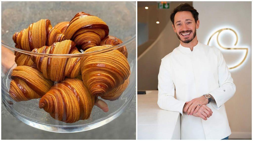 La recette du croissant de Cédric Grolet