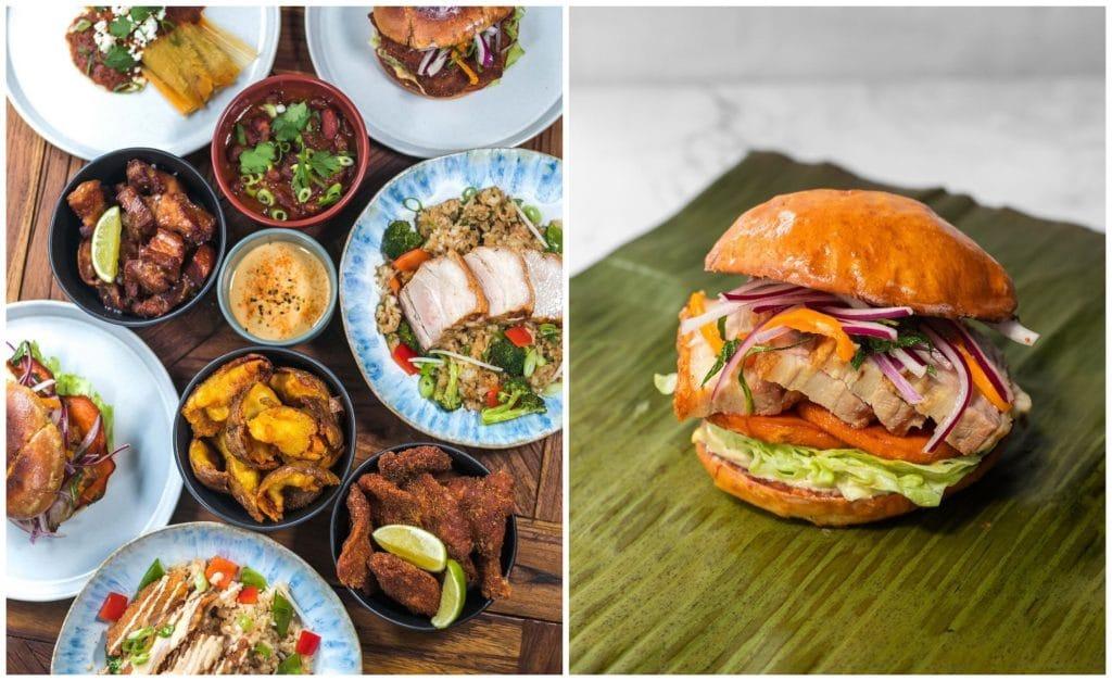 Paris resto Selva jungle amazonienne cuisine sud-américaine livraison click & collect