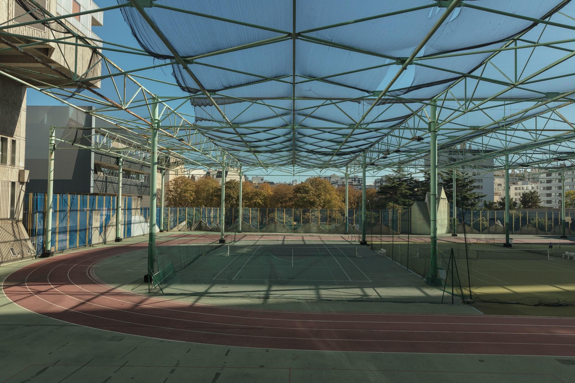 terrains de sport stades en plein air paris extérieur exercice