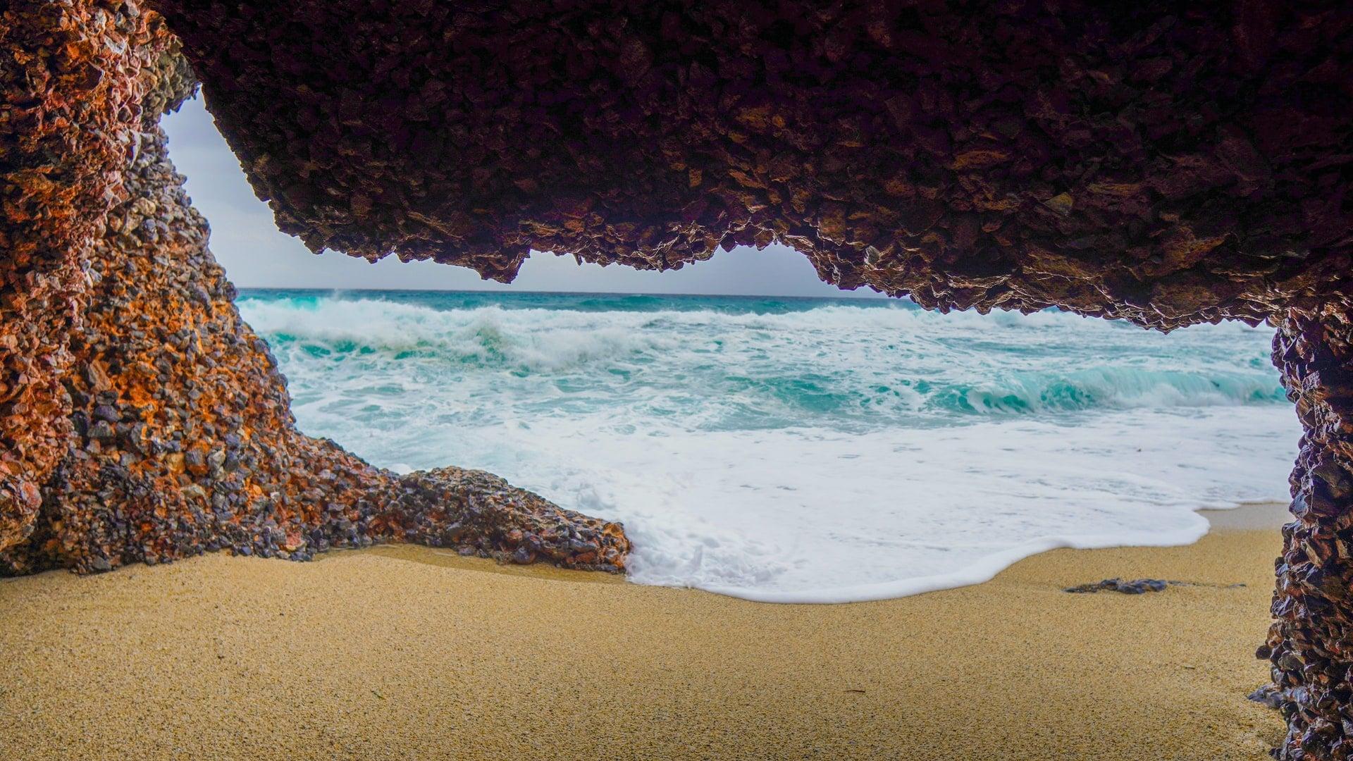 kleopatra beach plage turquie