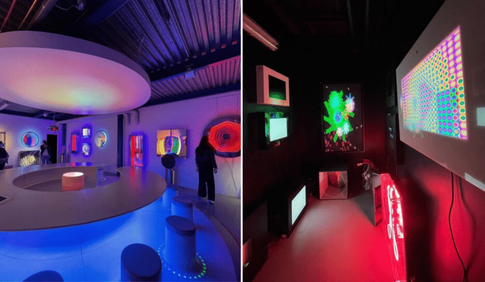 Paris : découvrez 5000 oeuvres d'art optiques et cinétiques dans un lieu magique !