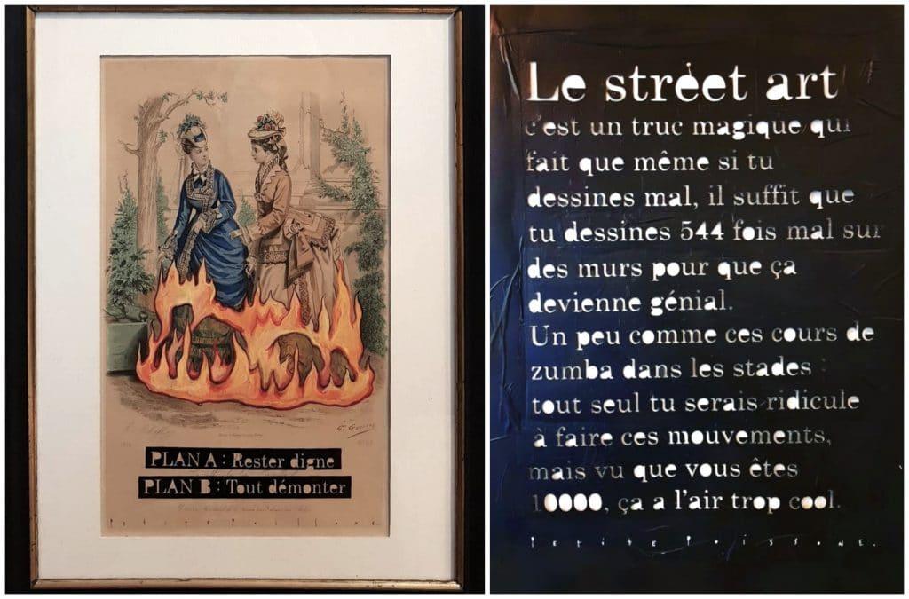 Paris nouvelle expo d'art urbain galerie-librairie Le Lavo//Matik Paris mars avril 2021