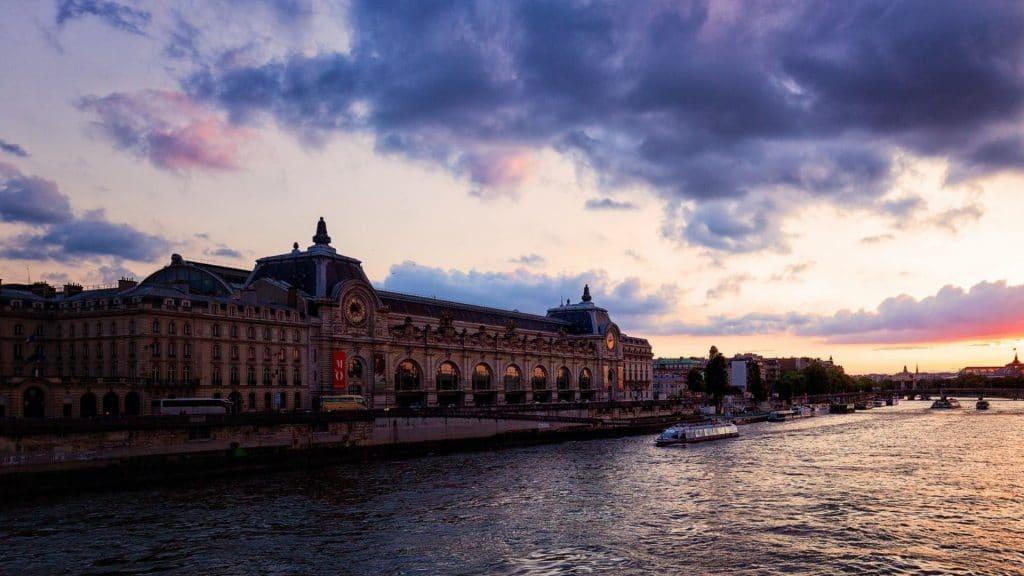 valéry giscard d'estaing musée d'orsay orangerie paris