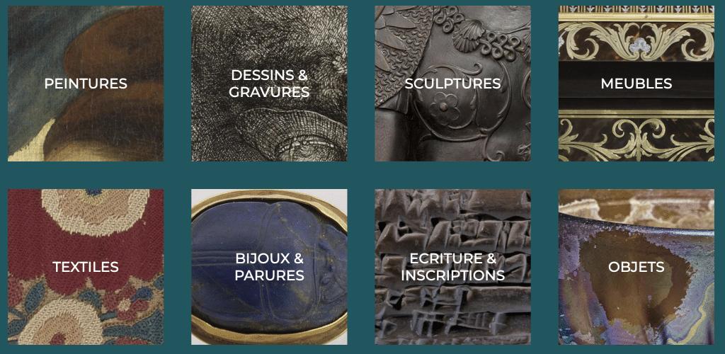 Musée du Louvre dévoile 500 000 oeuvres à découvrir en ligne
