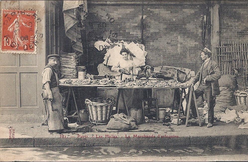 Métiers disparus du Paris d'autrefois