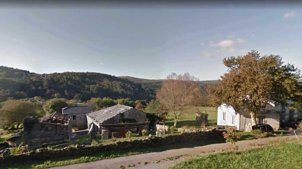 hameau village à vendre espagne xerdiz galice