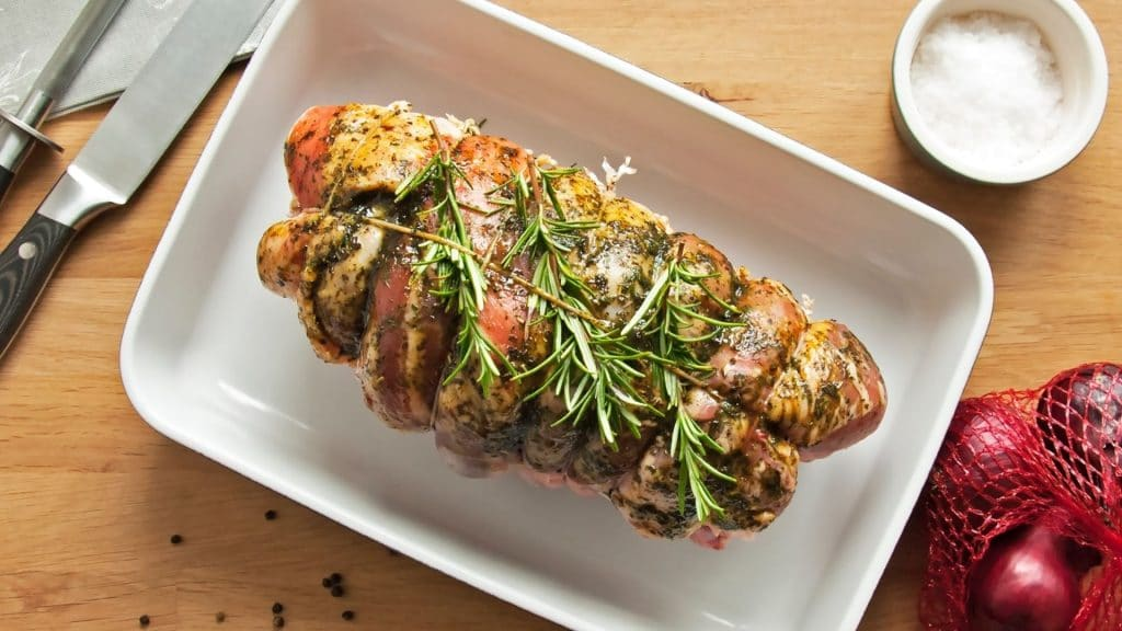 agneau recette pâques chef