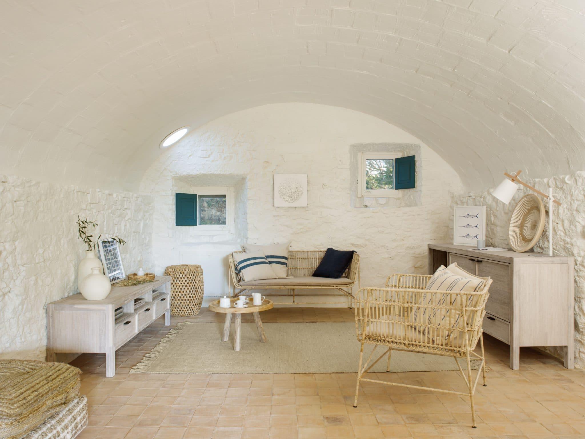 kave home collection mediterranean feeling appartement maison décoration intérieur terrasses balcon soleil