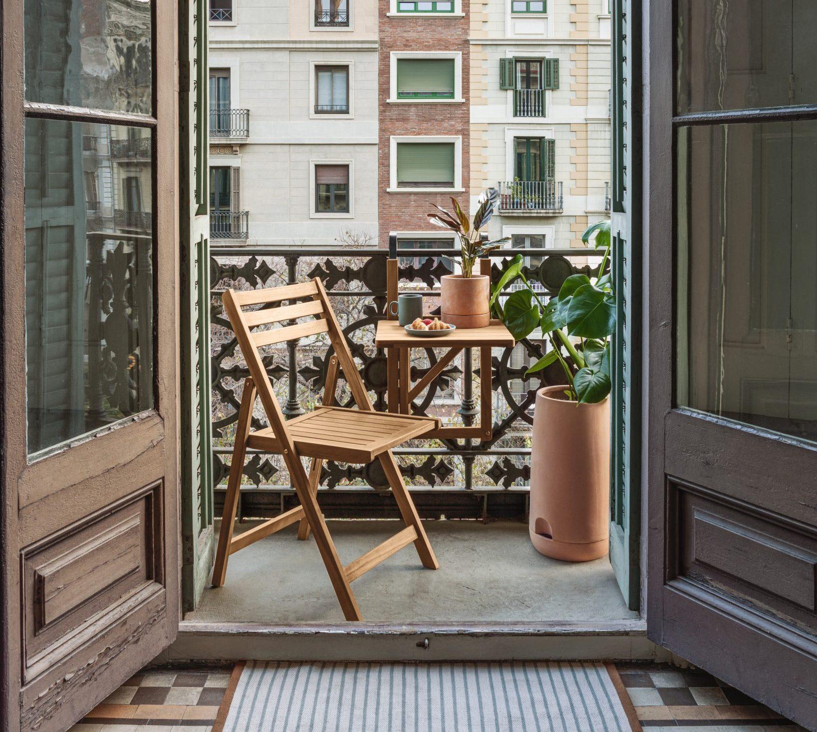 kave home collection city lovers décoration extérieur terrasses balcon soleil