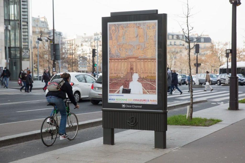 Expos Paris avril 2021