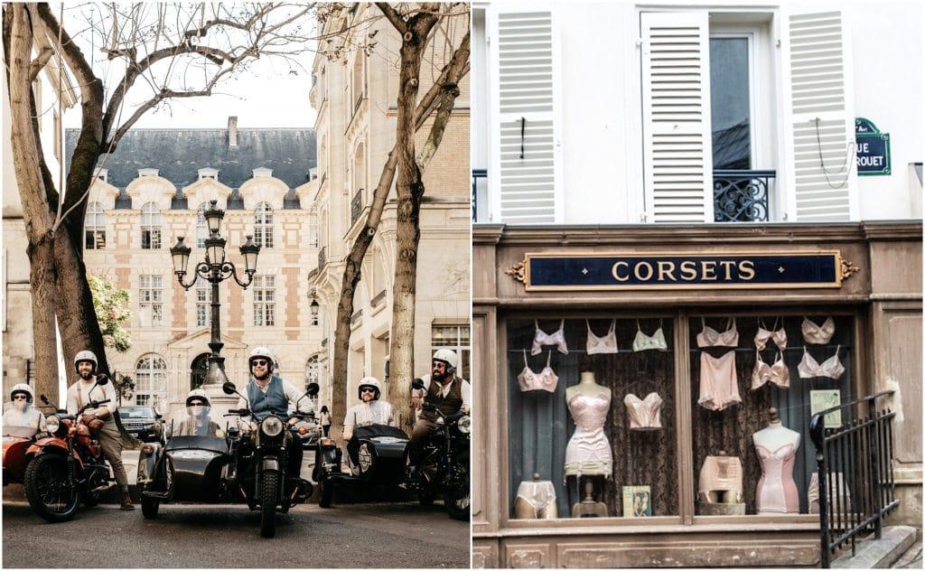 30 lieux activités vintage Paris