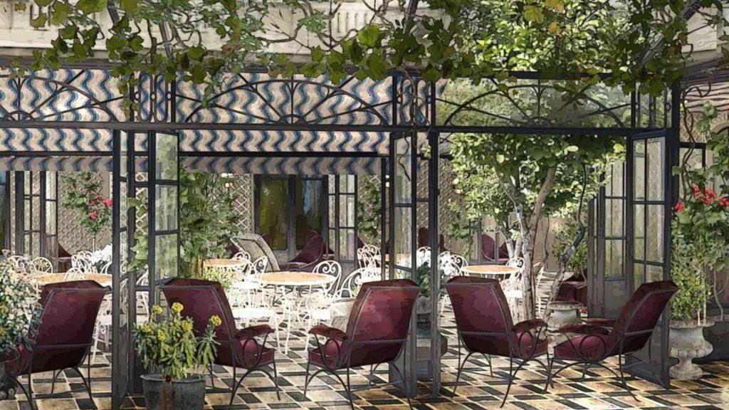 soho house paris ouverture été 2021 images hotel club privé