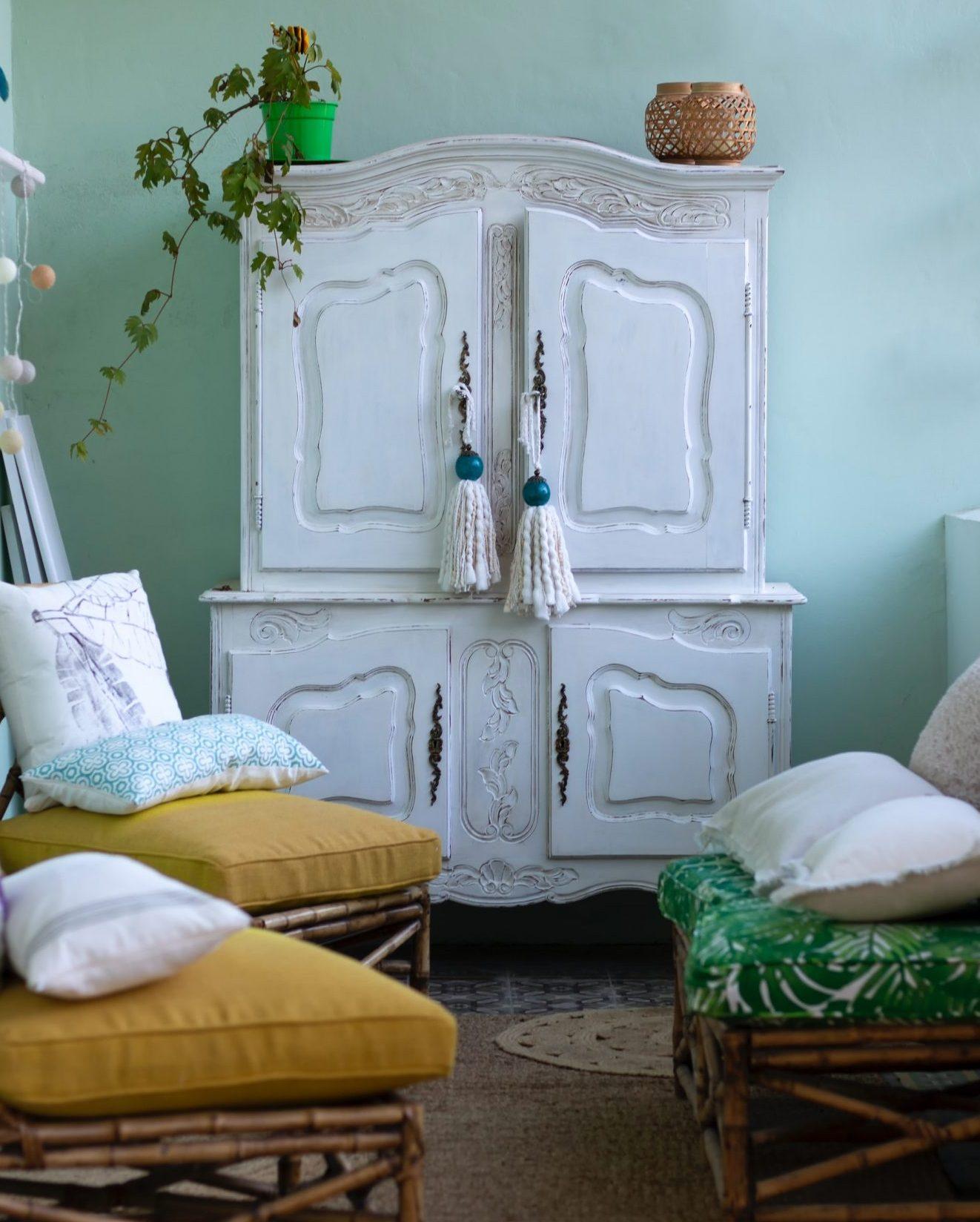 upcycling furniture meuble recyclés diy écologie tendance 2021