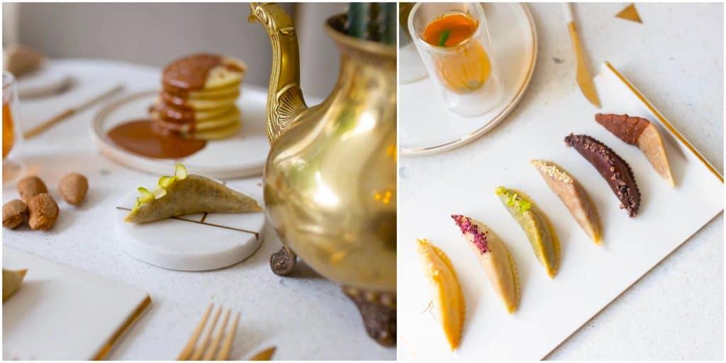maison gazelle cornes de gazelle patisserie orientale paris ramadan