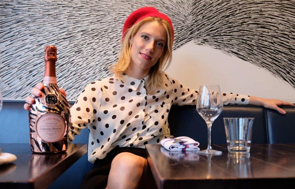 """Ateliers d'oenologie funny décomplexés de la parisienne """"Rouge aux lèvres"""""""