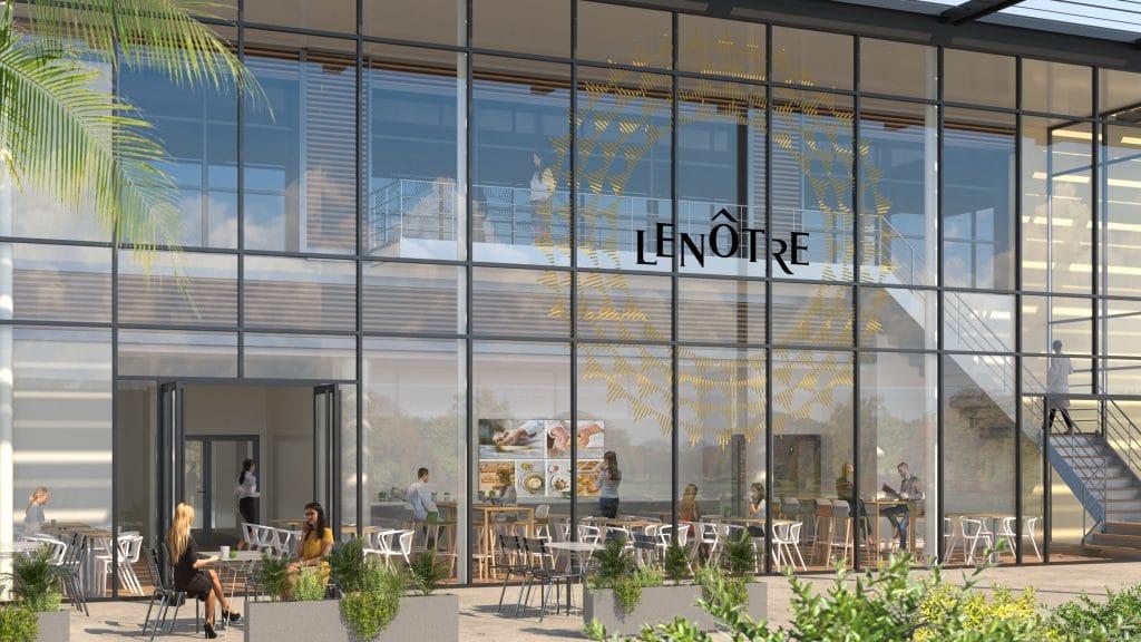 50 ans école Lenôtre ouvre à Rungis