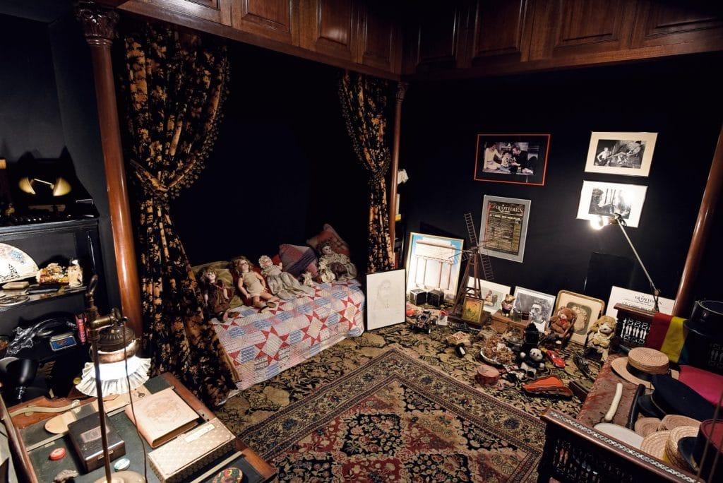 """Premières images de """"Maison Gainsbourg"""" musée Gainsbourg 5 bis rue de Verneuil Paris"""