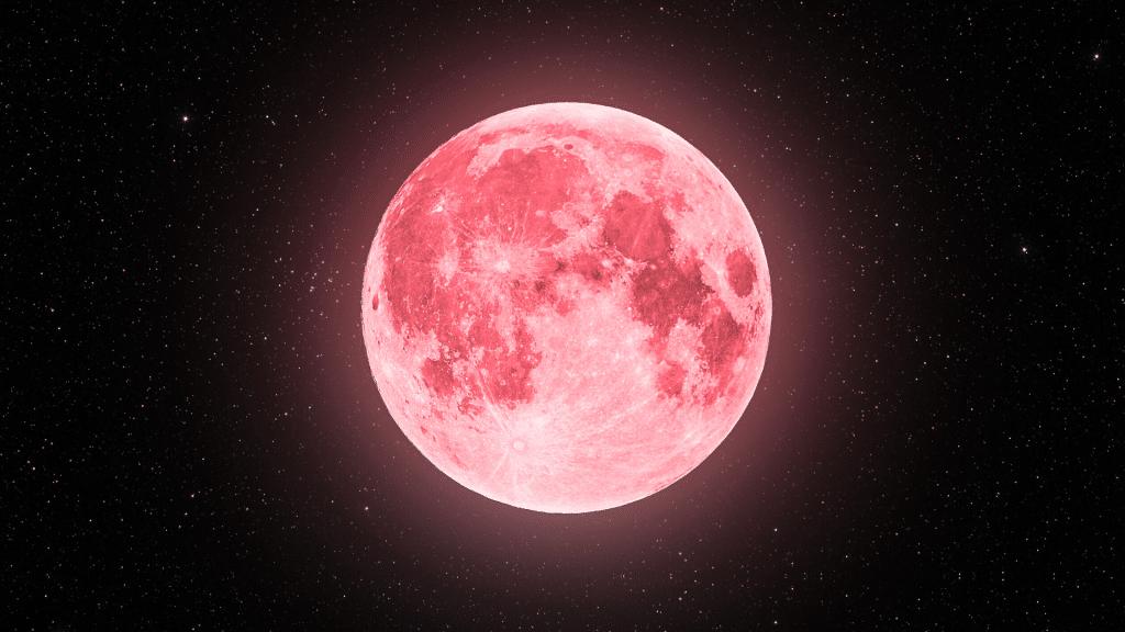 Superlune 2021 lune rose 27 avril 2021
