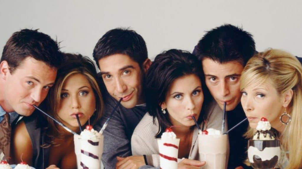 friends réunion épisode spécial série culte sitcom tv hbomax