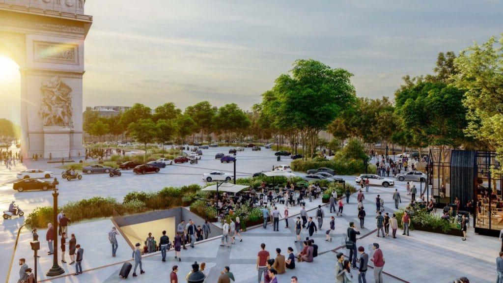 projets verts environnement paris écologie demain futur green 2030 2050