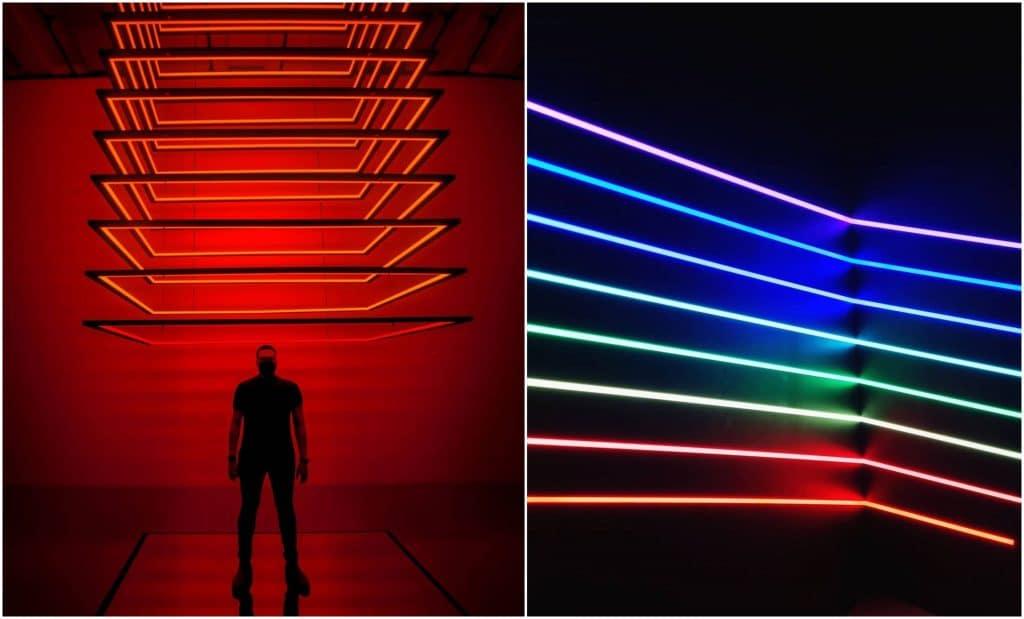 «Heureux soient les fêlés car ils laisseront passer la lumière» l'expo immersive de la Gaité Lyrique !