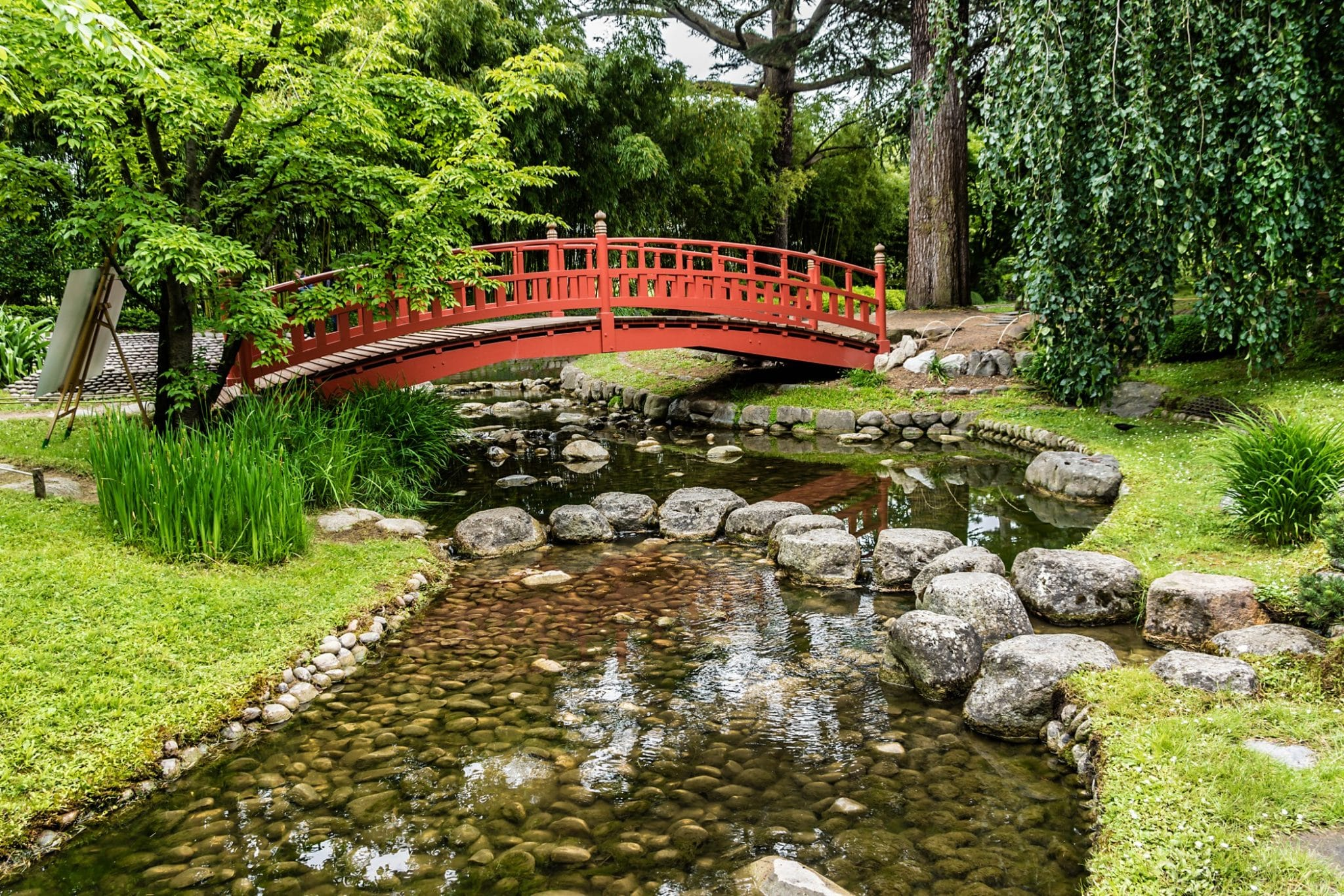 jardins japonais albert kahn paris boulogne musée balade nature