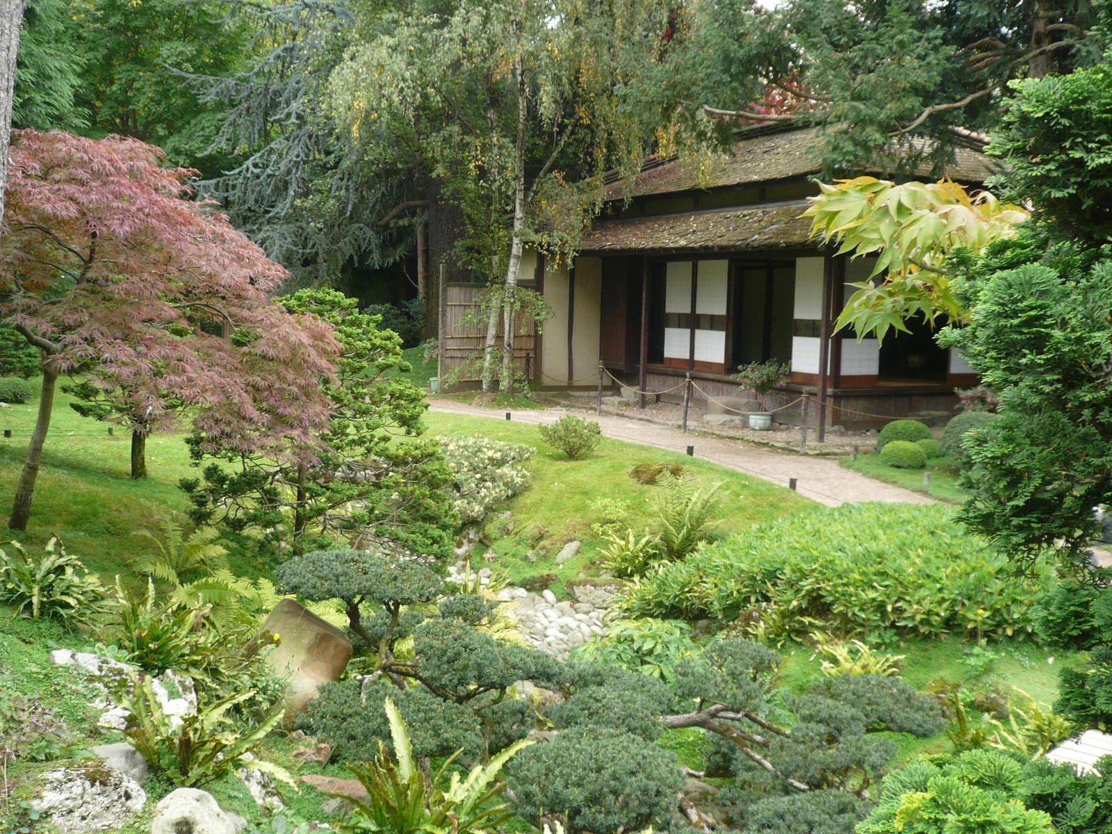 village japonais jardins albert kahn voyage balade paris