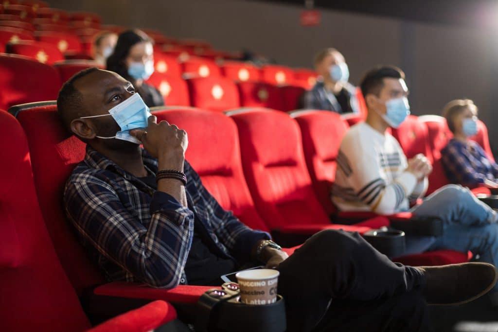 Réouverture cinémas 2021 1/3 des spectateurs salles de cinéma jauge