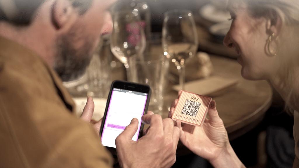 Sunday App Big Mamma paiement express par QR code restaurants