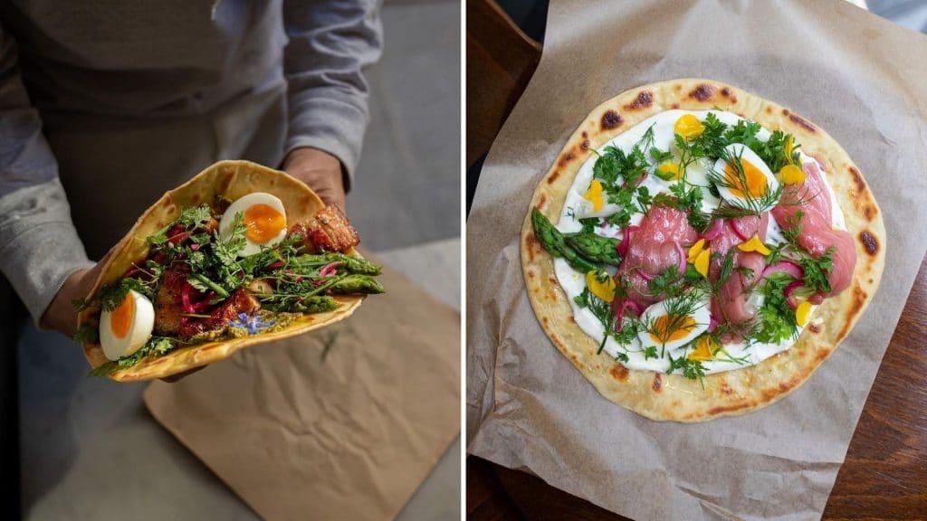 naany paris pop up naan cuisine indienne the social food marais restaurant éphémère à emporter