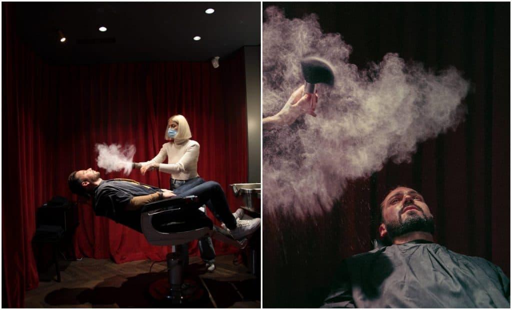 Le Barbier des Voyeurs Maison de soins hommes Paris