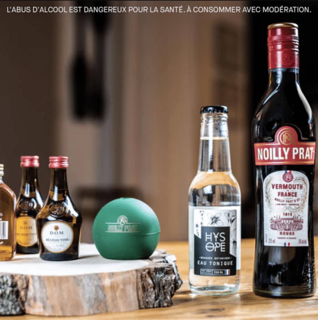 Box de Spiritueux, Visite de Distilleries & Atelier Spritz
