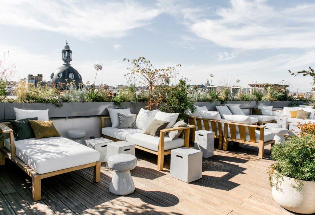 plus beaux rooftops Paris 2021