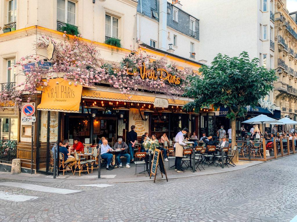 extension des terrasses de bars et restaurants espace public Paris mai 2021